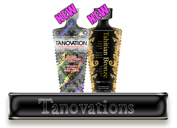 tanning lotion Tanovations Line